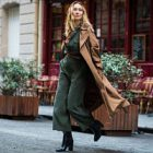 Alexandra Golovanoff met en avant des vêtements de H&M