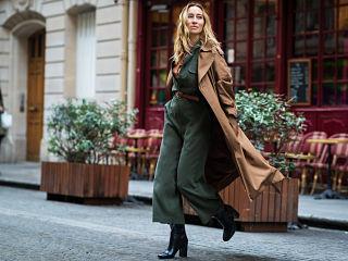 Vetements HetM, Alexandra Golovanoff cree des looks pour la marque suedoise