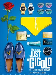 Just A Gigolo : la comedie d Olivier Baroux avec Kad Merad a un teaser