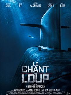 Film Le Chant du loup avec Francois Civil et Omar Sy au cinema