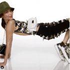 Bella Hadid a pris la pose pour Michael Kors