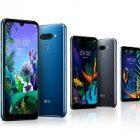 LG : plus d'un smartphone présenté par le fabricant