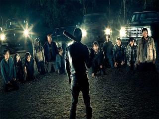 Serie d horreur The Walking Dead d AMC : la saison 10 sans Andrew Lincoln