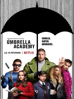 Umbrella Academy avec Ellen Page : la serie de Steve Blackman a un trailer