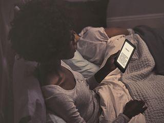 Kindle d Amazon, liseuse avec eclairage frontal du geant du e commerce