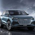 Q4 e-tron concept : le SUV 100 % électrique d'Audi au Salon de Genève