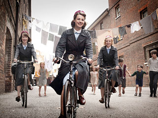 Call The Midwife, la serie de Heidi Thomas pour la BBC a ete prolong