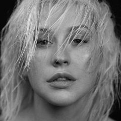 Christina Aguilera, la chanteuse americaine en concert a Las Vegas dans The Xperience