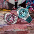 Marc Ferrero et Hublot célèbrent la femme avec une montre