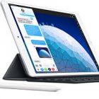 Apple a présenté la tablette iPad Air 2019