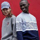 Des vêtements Lacoste avec des pictogrammes de Keith Haring
