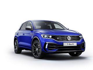 Volkswagen concept T Roc R, crossover avec design exclusif et moteur TSI