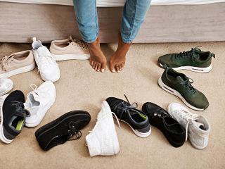 Sneakers Adidas, la Continental 80 devant Stan Smith et les baskets Nike