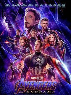 Avengers endgame, film de superheros de Marvel base sur les comics de Stan Lee