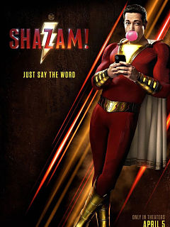 Film d action Shazam avec Zachary Levi, 2e trailer du long metrage disponible