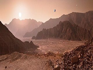 Voyage sur mars, mission scientifique et concours pour un message