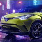 Toyota C-HR, une version hautement sonorisée sur route