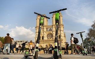 Trottinette electrique a Paris, charte de bonne conduite pour la circulation et le stationnement