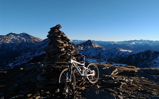 VTT en montagne, equipement pour la pratique de ce sport en toute securite
