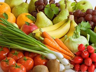 Recherches scientifiques sur la cataracte et l alimentation, mangez des fruits et legumes colores