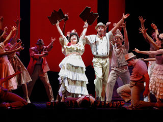 Comedie musicale Guys and dolls, une adaptation du film au cinema