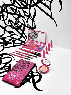 Maquillage MAC Cosmetics x El Seed, l artiste collabore avec Mariam Khairallah