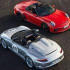 La Porsche 911 Speedster déclinée en édition limitée