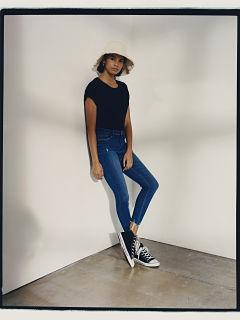 Jeans en coton durable de Primark, mode ecoresponsable avec une nouvelle gamme