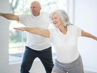 Sport et activite physique, les seniors veulent garder la forme pour une meilleure sante selon une etude