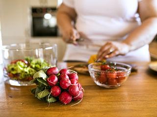 Alimentation vegan et sante, les bienfaits du regime vegetalien dans une etude