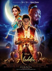 Film : Aladdin, de l entreprise americaine Disney, prend la tete du box office