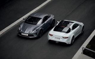 Alpine modele A110, la version A110S au moteur plus puissant que sur la berlinette