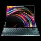 Le «ZenBook Pro Duo», dernière sortie d'Asus