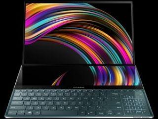 Asus zenbook pro duo : un pc portable avec 3 ecrans et grand clavier mecanique presente au computex 2019