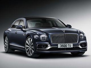 Bentley Flying Spur, la 3e generation de la berline de luxe GT revelee