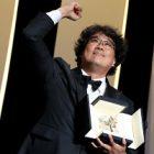 Bong Joon-ho remporte la Palme d'Or pour «Parasite»