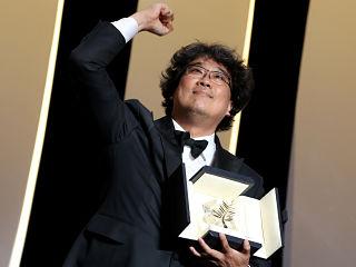 Parasite, Bong Joon Ho obtient la Palme d Or pour son film dramatique au Festival de Cannes
