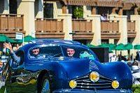 Concours de Chantilly: à la découverte de voitures d'exception