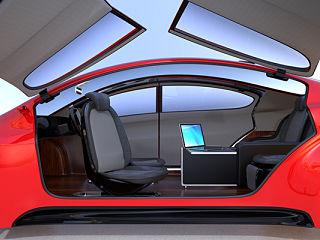 Conduite autonome, Aurora et Fiat Chrysler travaillent sur les vehicules autonomes, des voitures sans chauffeur
