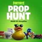 Fortnite accueille le mode chasse aux accessoires Prop Hunt