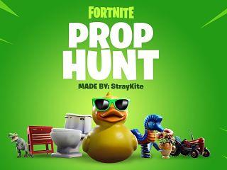 Fortnite Prop Hunt, mode chasse aux accessoires du jeu video d Epic Games