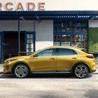 Xceed: Kia publie une première image de son SUV!