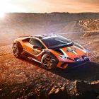Lamborghini dévoile le Huracan Sterrato, conçu pour les environnements difficiles