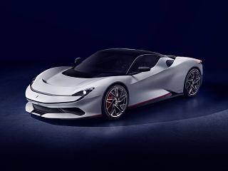 Pininfarina Battista, supercar 100 electrique concue par le fabricant italien