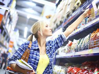 Etude sur l achat alimentaire, les consommateurs francais s informent sur la composition des produits alimentaires