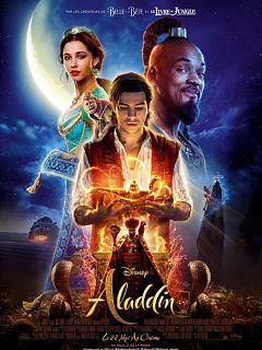 Sortie cinema du film Aladdin, mais aussi de John Wick Parabellum et Stubby