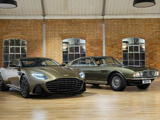 Aston Martin DBS Superleggera, une voiture en hommage a James Bond
