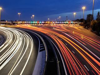 Autoroute, les automobilistes ont des comportements a risque selon une etude de la Sanef