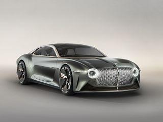 Bentley Exp 100 Gt, concept car grand tourisme representant la voiture du futur ideale du constructeur anglais