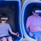 La technologie de la réalité virtuelle n'est pas inconnue des Français